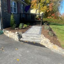 Walkway Installation and Planting in Sparta, NJ